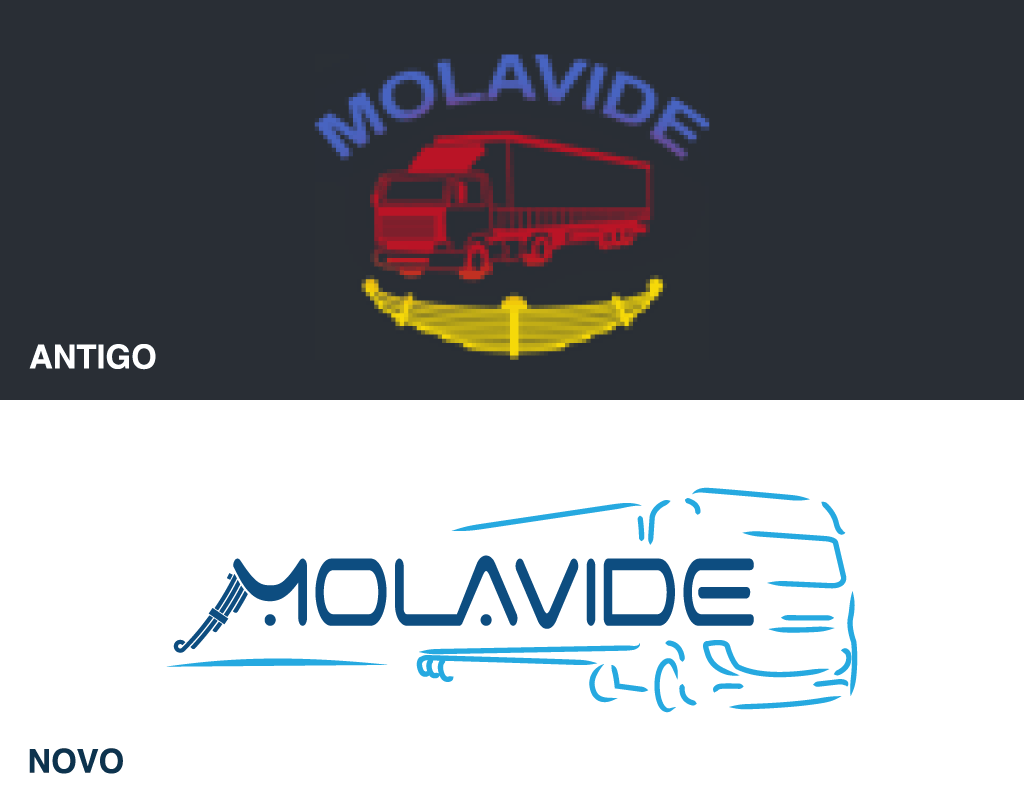rebrand logotipo Molavide